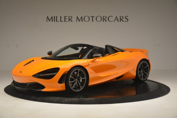 New 2020 McLaren 720S Spider for sale Sold at Maserati of Greenwich in Greenwich CT 06830 2