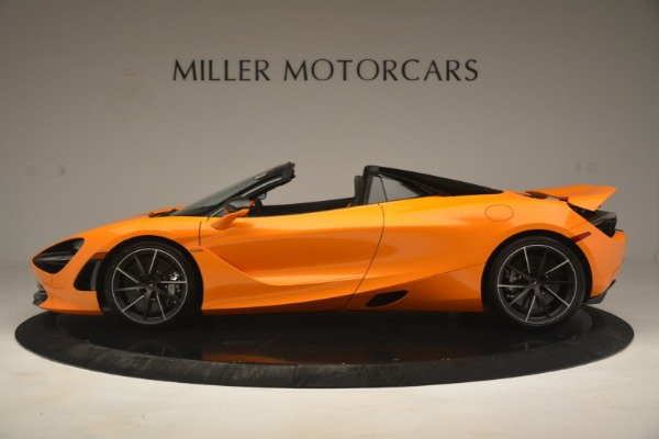 New 2020 McLaren 720S Spider for sale Sold at Maserati of Greenwich in Greenwich CT 06830 3