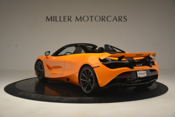 New 2020 McLaren 720S Spider for sale Sold at Maserati of Greenwich in Greenwich CT 06830 5