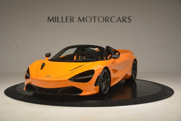 New 2020 McLaren 720S Spider for sale Sold at Maserati of Greenwich in Greenwich CT 06830 1