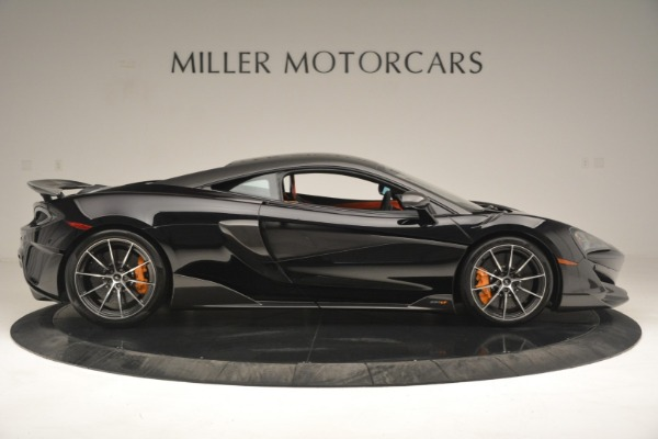 New 2019 McLaren 600LT Coupe for sale Call for price at Maserati of Greenwich in Greenwich CT 06830 10