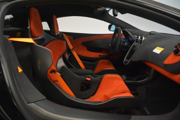 New 2019 McLaren 600LT Coupe for sale Call for price at Maserati of Greenwich in Greenwich CT 06830 22
