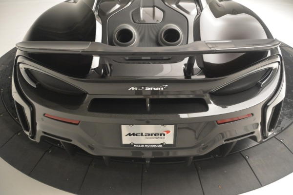New 2019 McLaren 600LT Coupe for sale Call for price at Maserati of Greenwich in Greenwich CT 06830 26