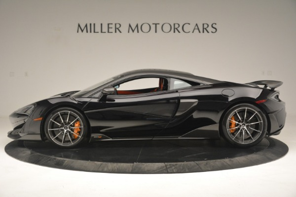 New 2019 McLaren 600LT Coupe for sale Call for price at Maserati of Greenwich in Greenwich CT 06830 4