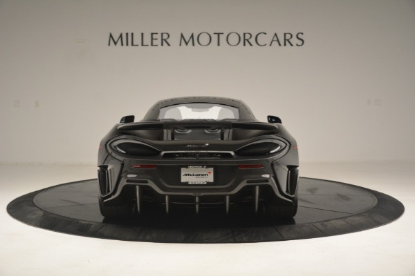 New 2019 McLaren 600LT Coupe for sale Call for price at Maserati of Greenwich in Greenwich CT 06830 7