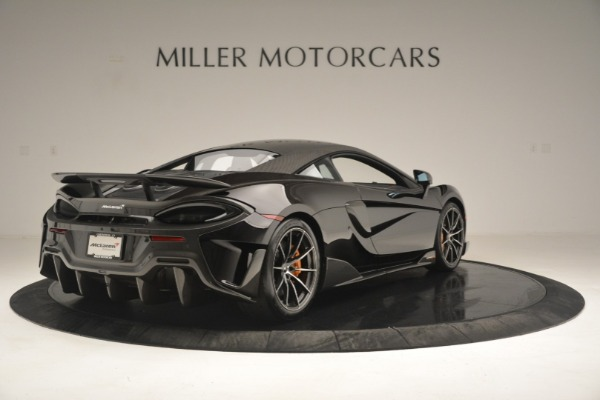 New 2019 McLaren 600LT Coupe for sale Call for price at Maserati of Greenwich in Greenwich CT 06830 8
