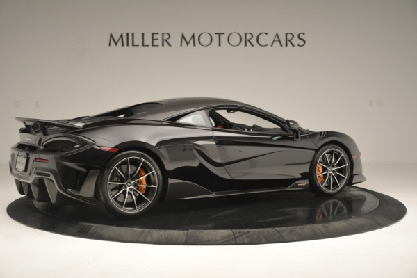 New 2019 McLaren 600LT Coupe for sale Call for price at Maserati of Greenwich in Greenwich CT 06830 9