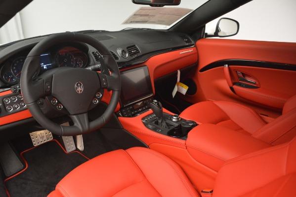 New 2018 Maserati GranTurismo Sport for sale Sold at Maserati of Greenwich in Greenwich CT 06830 14