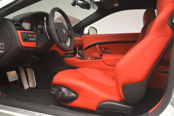 New 2018 Maserati GranTurismo Sport for sale Sold at Maserati of Greenwich in Greenwich CT 06830 15