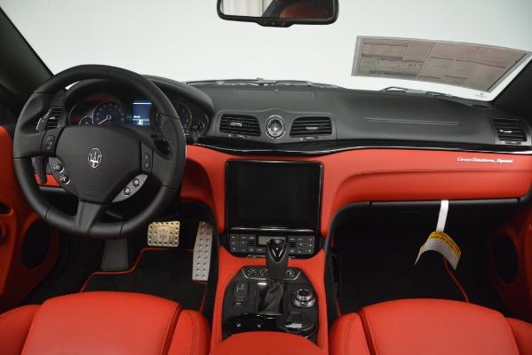 New 2018 Maserati GranTurismo Sport for sale Sold at Maserati of Greenwich in Greenwich CT 06830 17