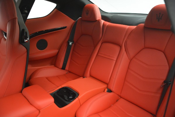 New 2018 Maserati GranTurismo Sport for sale Sold at Maserati of Greenwich in Greenwich CT 06830 19