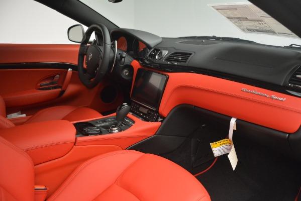 New 2018 Maserati GranTurismo Sport for sale Sold at Maserati of Greenwich in Greenwich CT 06830 20