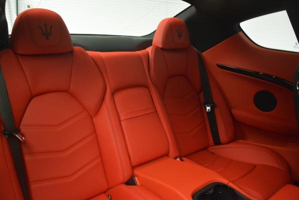 New 2018 Maserati GranTurismo Sport for sale Sold at Maserati of Greenwich in Greenwich CT 06830 24