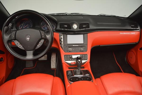 Used 2015 Maserati GranTurismo Sport for sale Sold at Maserati of Greenwich in Greenwich CT 06830 28
