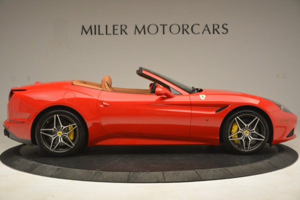 Used 2017 Ferrari California T Handling Speciale for sale $174,900 at Maserati of Greenwich in Greenwich CT 06830 9