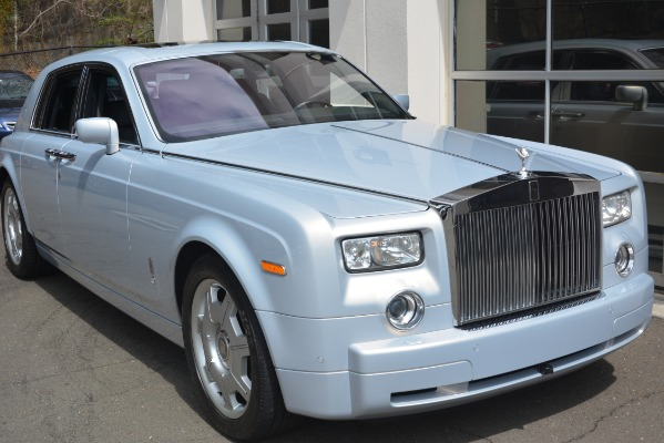 Used 2007 Rolls-Royce Phantom for sale Sold at Maserati of Greenwich in Greenwich CT 06830 11
