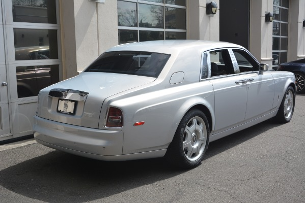 Used 2007 Rolls-Royce Phantom for sale Sold at Maserati of Greenwich in Greenwich CT 06830 12