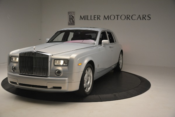 Used 2007 Rolls-Royce Phantom for sale Sold at Maserati of Greenwich in Greenwich CT 06830 3