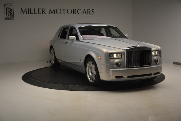 Used 2007 Rolls-Royce Phantom for sale Sold at Maserati of Greenwich in Greenwich CT 06830 4