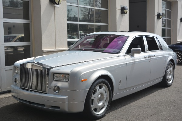 Used 2007 Rolls-Royce Phantom for sale Sold at Maserati of Greenwich in Greenwich CT 06830 9