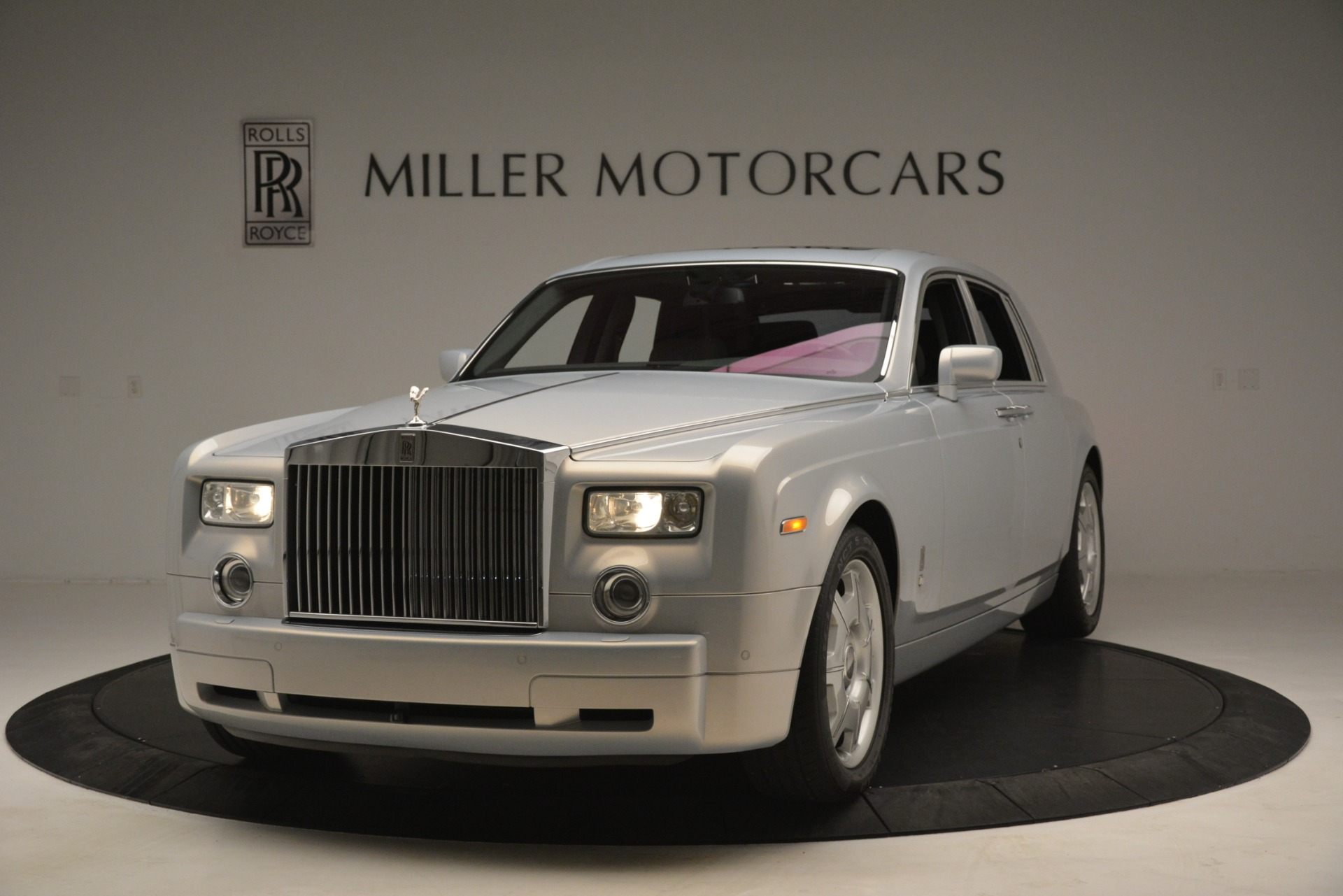 Used 2007 Rolls-Royce Phantom for sale Sold at Maserati of Greenwich in Greenwich CT 06830 1