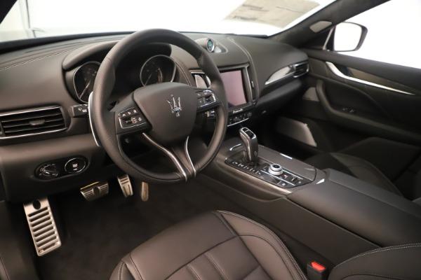 New 2019 Maserati Levante GTS for sale $133,105 at Maserati of Greenwich in Greenwich CT 06830 13