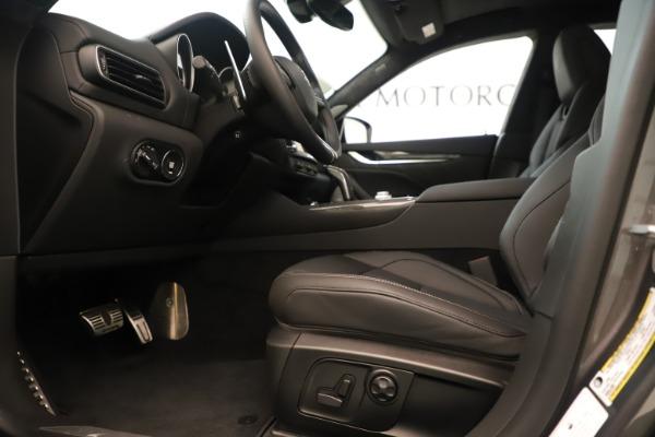 New 2019 Maserati Levante GTS for sale $133,105 at Maserati of Greenwich in Greenwich CT 06830 14