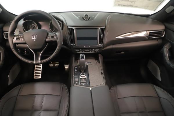 New 2019 Maserati Levante GTS for sale $133,105 at Maserati of Greenwich in Greenwich CT 06830 16