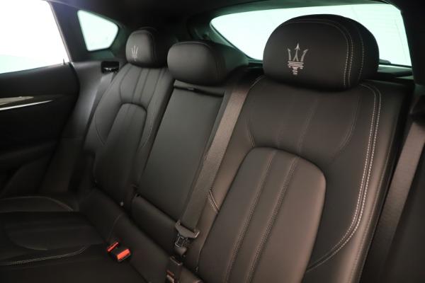New 2019 Maserati Levante GTS for sale $133,105 at Maserati of Greenwich in Greenwich CT 06830 18