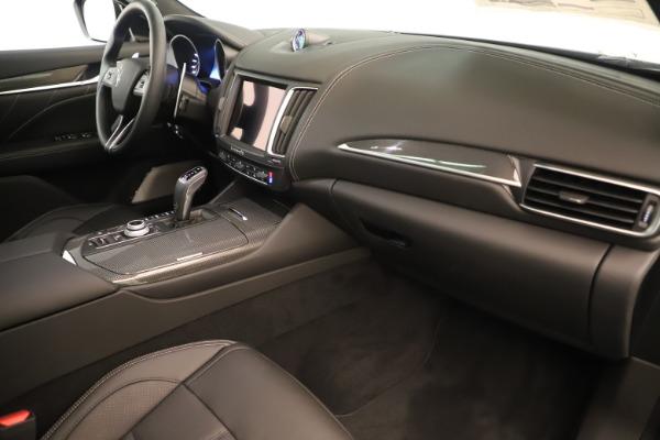 New 2019 Maserati Levante GTS for sale $133,105 at Maserati of Greenwich in Greenwich CT 06830 22