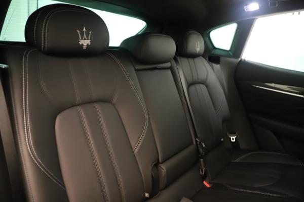 New 2019 Maserati Levante GTS for sale $133,105 at Maserati of Greenwich in Greenwich CT 06830 26