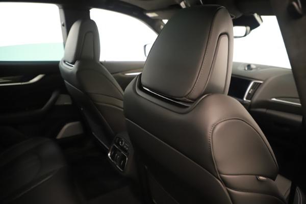 New 2019 Maserati Levante GTS for sale $133,105 at Maserati of Greenwich in Greenwich CT 06830 28