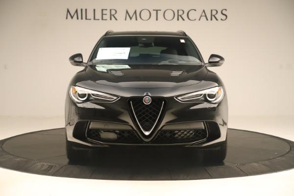 New 2019 Alfa Romeo Stelvio Quadrifoglio for sale $86,790 at Maserati of Greenwich in Greenwich CT 06830 12
