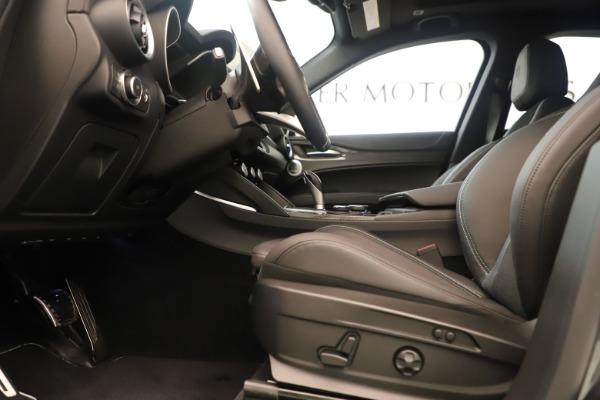 Used 2019 Alfa Romeo Stelvio Quadrifoglio for sale Sold at Maserati of Greenwich in Greenwich CT 06830 14