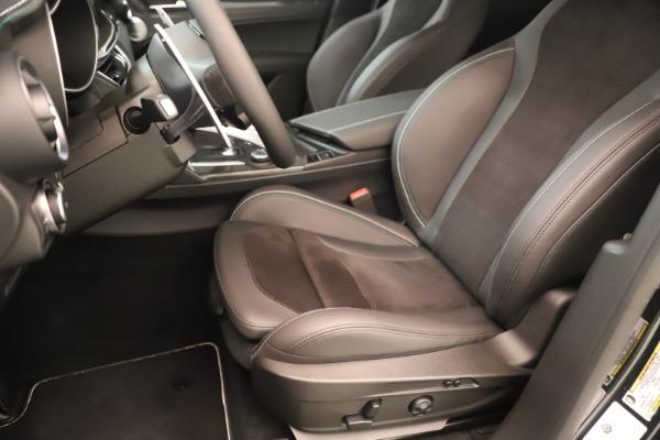 Used 2019 Alfa Romeo Stelvio Quadrifoglio for sale Sold at Maserati of Greenwich in Greenwich CT 06830 15