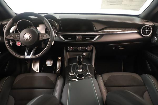 New 2019 Alfa Romeo Stelvio Quadrifoglio for sale $86,790 at Maserati of Greenwich in Greenwich CT 06830 16