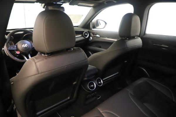 Used 2019 Alfa Romeo Stelvio Quadrifoglio for sale Sold at Maserati of Greenwich in Greenwich CT 06830 20