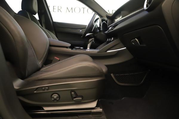 New 2019 Alfa Romeo Stelvio Quadrifoglio for sale $86,790 at Maserati of Greenwich in Greenwich CT 06830 23
