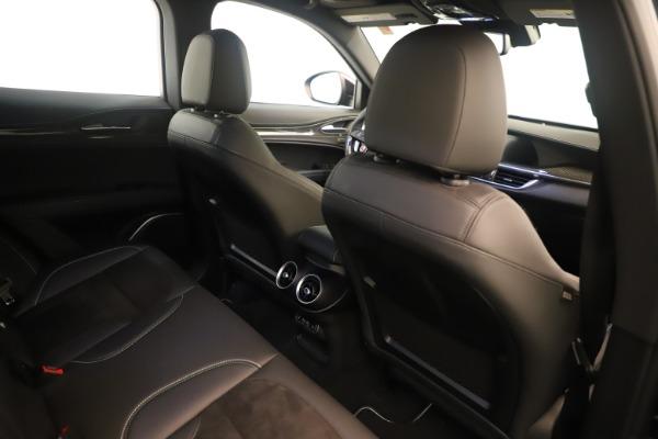 Used 2019 Alfa Romeo Stelvio Quadrifoglio for sale Sold at Maserati of Greenwich in Greenwich CT 06830 28
