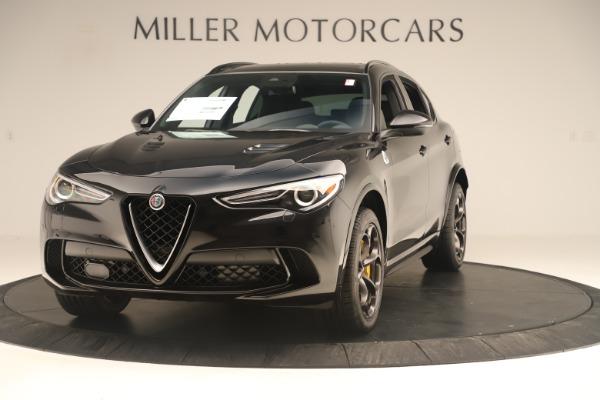 Used 2019 Alfa Romeo Stelvio Quadrifoglio for sale Sold at Maserati of Greenwich in Greenwich CT 06830 1