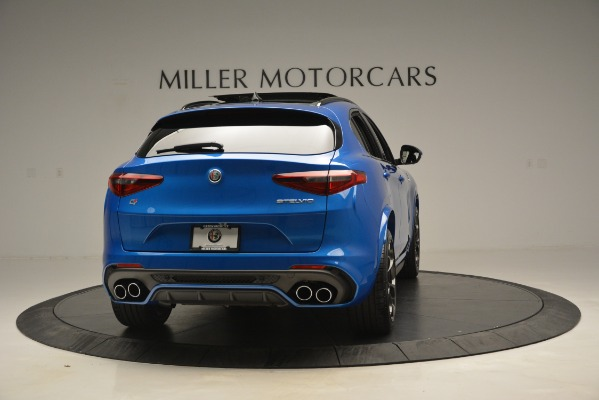 New 2019 Alfa Romeo Stelvio Quadrifoglio for sale Sold at Maserati of Greenwich in Greenwich CT 06830 10