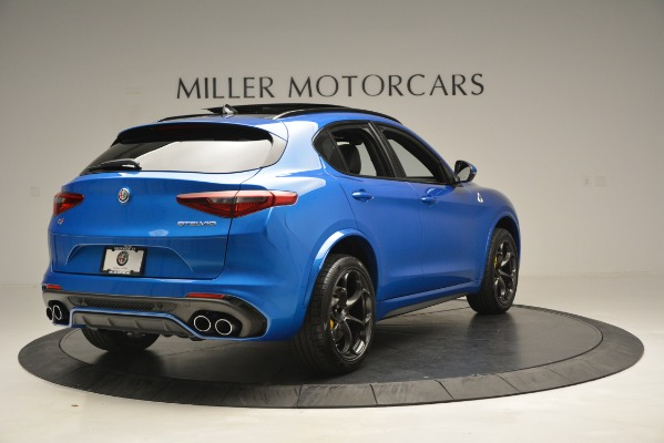 New 2019 Alfa Romeo Stelvio Quadrifoglio for sale Sold at Maserati of Greenwich in Greenwich CT 06830 11