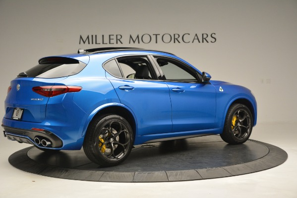 New 2019 Alfa Romeo Stelvio Quadrifoglio for sale Sold at Maserati of Greenwich in Greenwich CT 06830 12