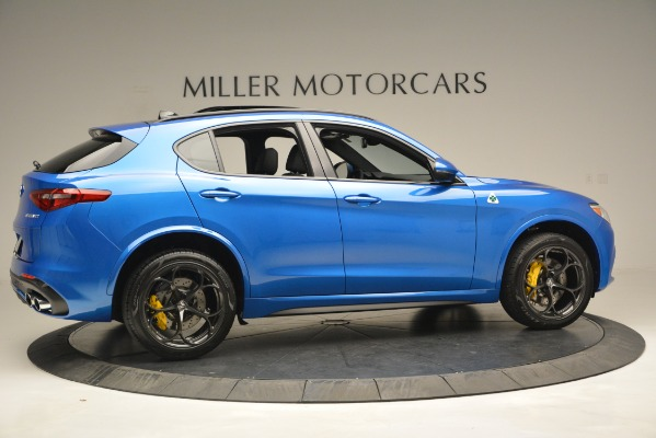 New 2019 Alfa Romeo Stelvio Quadrifoglio for sale Sold at Maserati of Greenwich in Greenwich CT 06830 13