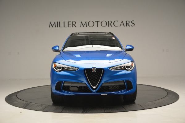 New 2019 Alfa Romeo Stelvio Quadrifoglio for sale Sold at Maserati of Greenwich in Greenwich CT 06830 19