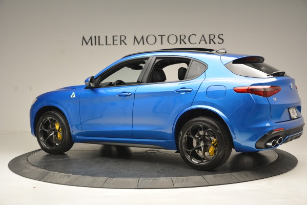 New 2019 Alfa Romeo Stelvio Quadrifoglio for sale Sold at Maserati of Greenwich in Greenwich CT 06830 6