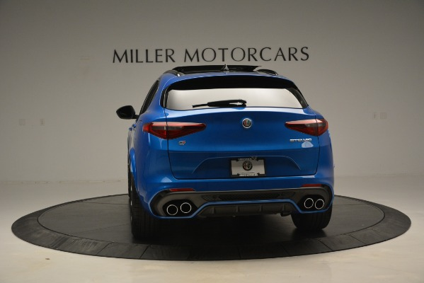 New 2019 Alfa Romeo Stelvio Quadrifoglio for sale Sold at Maserati of Greenwich in Greenwich CT 06830 9