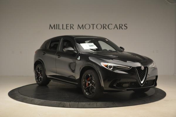 New 2019 Alfa Romeo Stelvio Quadrifoglio for sale Sold at Maserati of Greenwich in Greenwich CT 06830 11