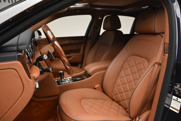 Used 2016 Bentley Mulsanne Speed for sale Sold at Maserati of Greenwich in Greenwich CT 06830 13