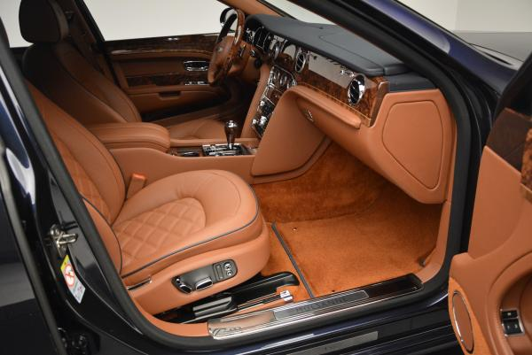 Used 2016 Bentley Mulsanne Speed for sale Sold at Maserati of Greenwich in Greenwich CT 06830 18
